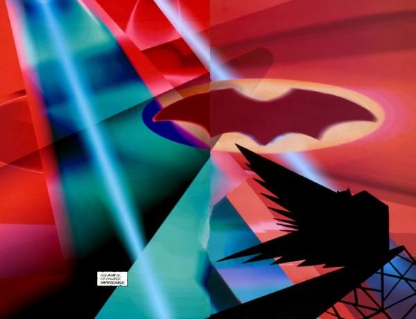 The Dark Knight Strikes Again Bat24